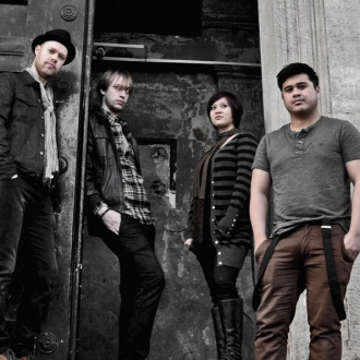 Jamie West and the Banished Poets - Band Photo 3