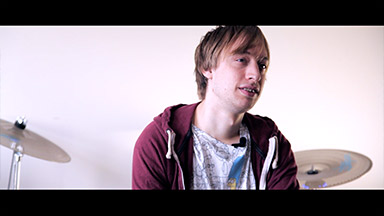 Daniel West Interview Thumbnail - Jamie West and the Banished Poets
